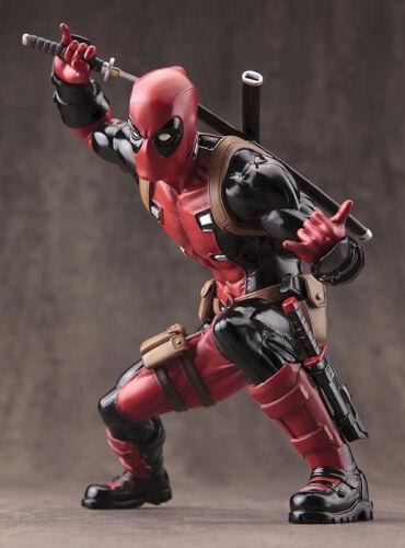 Kotobukiya Deadpool ArtFX+ Statue Avengers Now Marvel NEW SEALED