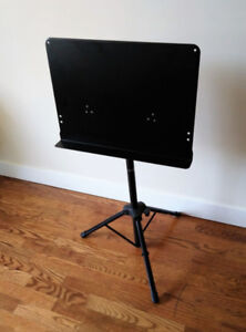 NEW Apex Conductors /Music Stand