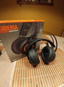 SteelSeries Siberia Elite Prism Color Changing Gaming Headset