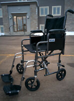 Mint condition wheelchair