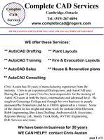 AutoCAD Drafting Trainer