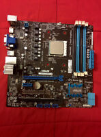Asus F2A55 Motherboard and Amd A8 6500 Quadcore Processor 4.5GHz