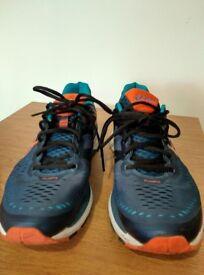 ASICS running shoes Gel Kayano UK size: 8