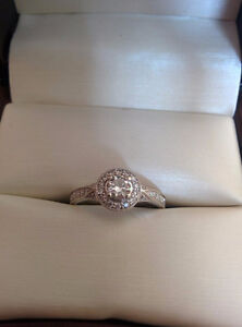 Engagement Ring from from People's Jewlers