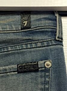 Authentic  7 for All Mankind Designer Jeans