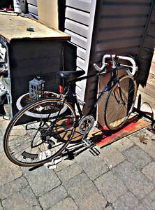 Vintage 12 speed supercycle, brand new tubes and tires.