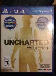 Assassin's Creed Syndicate $40 and UNCHARTED Collection $50 Kingston Kingston Area image 1