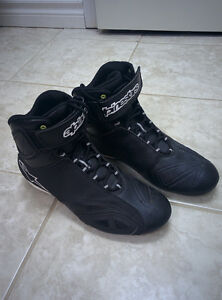 Alpinestars Fastlane Riding Shoes/Boots