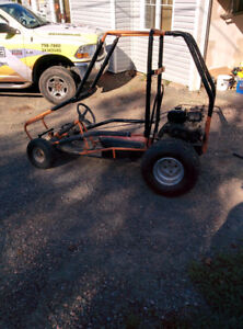 6.5 horse dune buggy