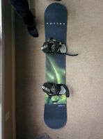 Snowboard w/ Boots - MINT Condition