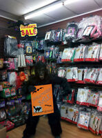 Huge Blowout Clearance Sale at Halloween Universe