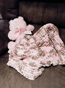 Handmade Snuggle Wear Blanket