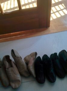Children's Jazz Shoes (3 pairs)