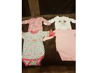 baby clothes bundle various sizes from 3m till 12m