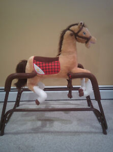 Talking Spring Rocking Horse North Shore Greater Vancouver Area image 2
