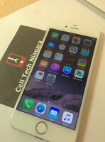 Brand New Bell/Virgin iPhone 6 - 16G Flawless White/Silver 675$