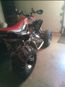 2013 Yamaha Raptor 700R SE With Accessories