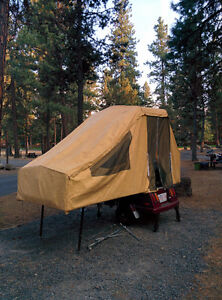 Tinymite Tent trailer