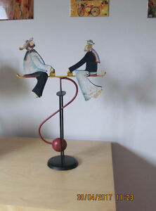 BALANCE TOY - Sailors on a Seesaw Sky Hook