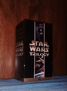 Star Wars Trilogy - VHS