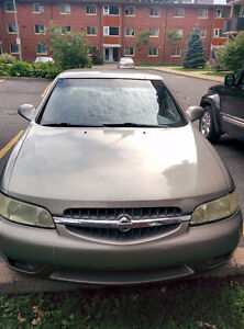 2001 Nissan Altima GXE Other