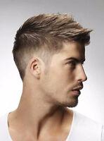 coiffeuse pour hommes