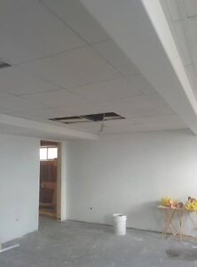 drywall,mudding/tapping paint & much more Moose Jaw Regina Area image 5