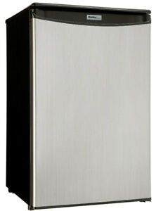 Danby Designer 4.4 cu.ft Compact All Refrigerator SS Finish