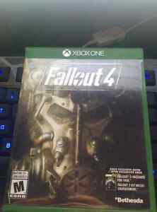 Fallout 4 with unused Fallout 3 code Xbox One