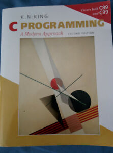 C Programming: A Modern Approach - 2nd ed. edition