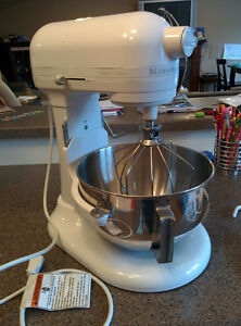 KitchenAid Stand Mixer Deluxe 5 Edition