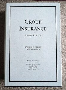 Group Insurance    4th Ed.