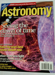 Astronomy Magazines -lot for $5.00