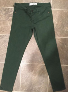 Abercombie and Fitch pants size 8