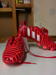 Brand new women's Adidas soccer cleats for sale