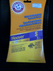 ARM AND HAMMER VACUUM BAGS