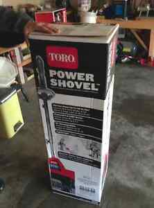 "Brand new Toro 12"" Power Shovel"