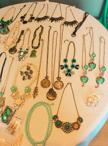 Huge Lot Of New Costume Jewelry