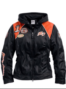 Harley Davidson 3in 1 ladies jacket