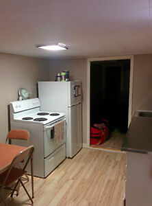 1bdr in North End (Columbus& Robie) water/heat/parking incl. May