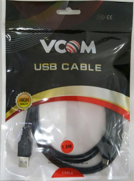 Cable USB to Micro USB Data Charging 1.8m long New