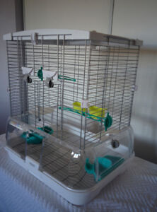 Small Vision Bird Cage S01