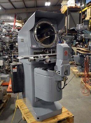 Jones And Lamson Optical Comparator Inv.31196