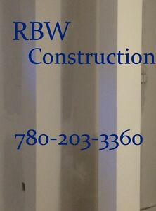Drywall Services – Boarding – Tape – Mud - Painting – Texture Edmonton Edmonton Area image 1