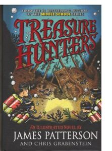 TREASURE HUNTERS SERIES BY JAMES PATTERSON (HARDCOVER)