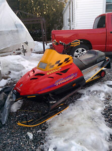 weekend deal, Mint sled!!