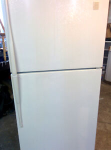 Fridges: Admiral, Kenmore  and  Amana