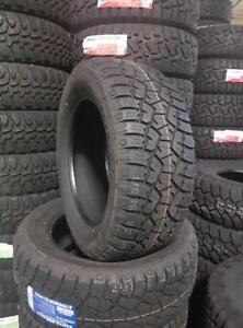 LT265/70R17 FULL SET FOR $676--RIMS, TIRES ACCESSORIES ALL ON SALE! FORD, CHEVY, DODGE. GMC,TOYOTA