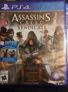Assassin's Creed Syndicate $40 and UNCHARTED Collection $50 Kingston Kingston Area image 2