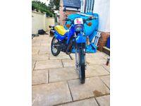 Suzuki TS50 / TS 50 . ( Motorbike/Moped)